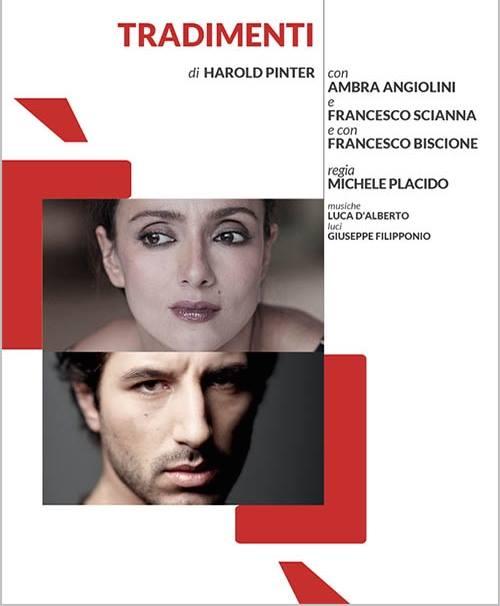 Tradimenti – regia di Michele Placido, music by Luca D'Alberto